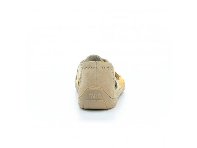 sandály barefootové