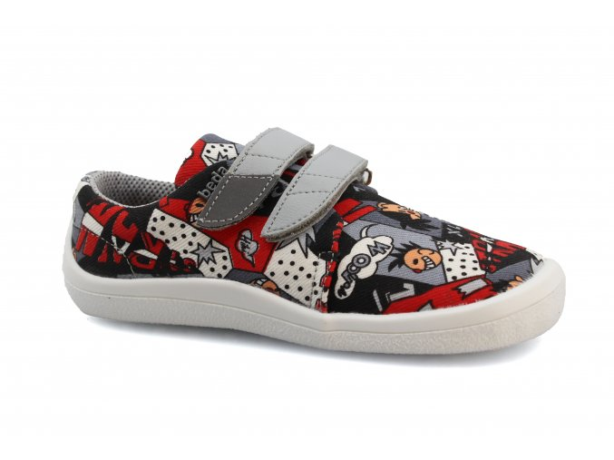 Beda Comics Sneakers (BF 0001/TEX/W)