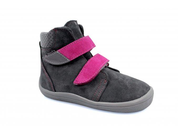 Beda Isabel winter baefoot shoes
