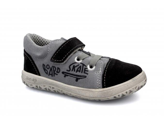 boty Jonap B12SV šedý skate (EU size 23, Inner shoe length 152, Inner shoe width 66)