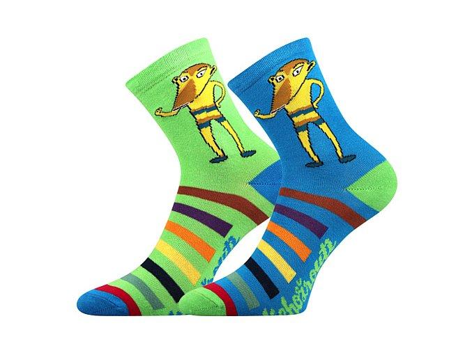 ponožky Lichozrouti K 9 Ramses