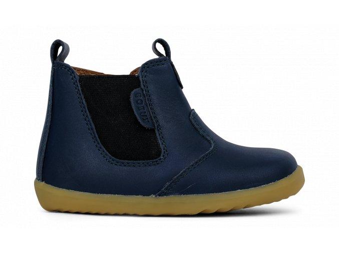 boty Bobux Jodhour boot Navy Step Up (EU size 19, Inner shoe length 122, Inner shoe width 56)