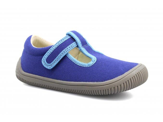 boty Protetika Kirby Blue (EU size 19, Inner shoe length 120, Inner shoe width 55)