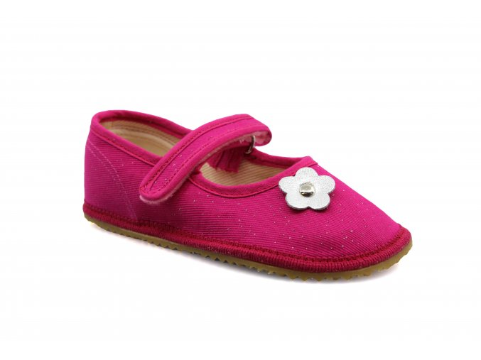 glitery slippers