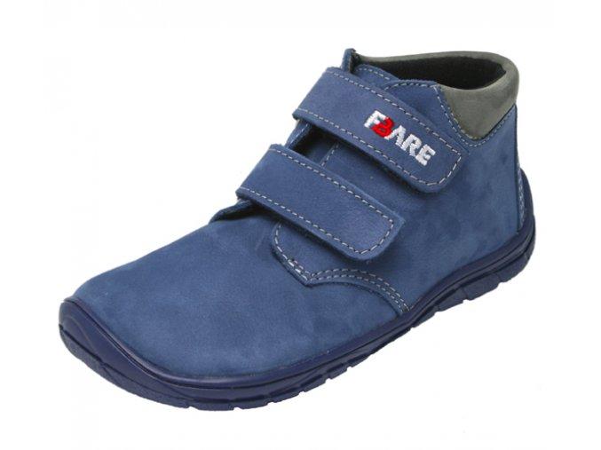 kotníčkové boty Fare bare