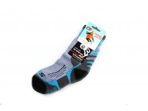 zimní ponožky s merino vlnou