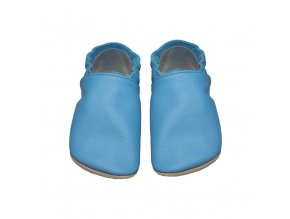 soft soles babice  barefoot blekit