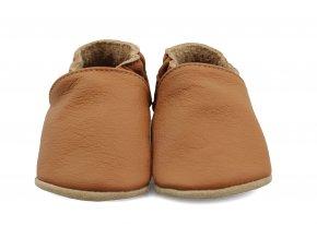soft soles baBice Plain Nugat (EU size 23)