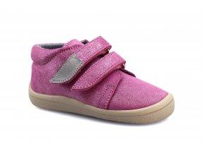 boty Beda Janette třpytka na béžové  kotníčkové s membránou (BF 0001/W/M) (EU size 20)
