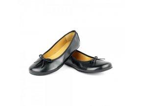 barefoot balerínky černé