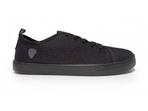 Anatomic All in 06 barefoot sneakers black on black