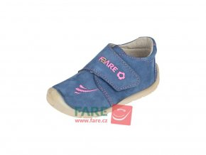 Fare bare celoroční dětské barefoot tenisky 5012252