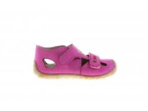 barefootové sandálky pro první krůčky
