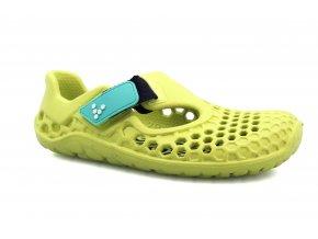 sandály Vivobarefoot Ultra K Bio Lime (EU size 25)