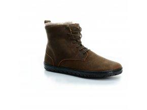 zimní pánské barefoot boty