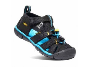 keen scamp black yellow