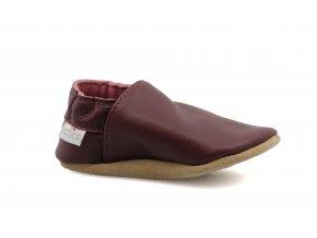 baBice Burgund soft soles