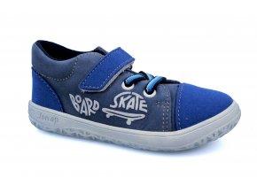 boty Jonap B12SV modré skate (EU size 23, Inner shoe length 152, Inner shoe width 66)