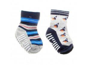 protiskluzové ponožky