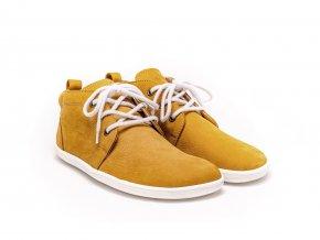barefoot be lenka icon celorocne mustard white 8770 size large v 1