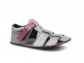 sandály Ef Stříbrná (EU size 21)