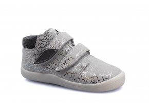 boty Beda Silver shine kotníčkové s membránou (BF 0001/W/M/) (EU size 25)