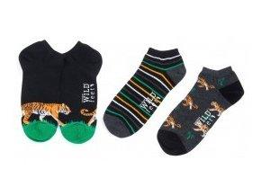 ponožky nízké pánské