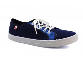 boty Anatomic All in AM12 modré na bílé síťované (EU size 36, Inner shoe length 234, Inner shoe width 91)