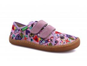 boty Froddo G1700283-2 Lilac (EU size 23, Inner shoe length 155, Inner shoe width 63)