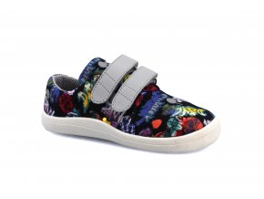 tenisky Black Grafitti (BF 0001/TEX/W) (EU size 20, Inner shoe length 120, Inner shoe width 60)
