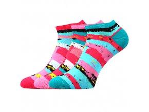 nízké bavlněné ponožky