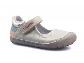 boty D.D.Step - 20 White (063) (EU size 25, Inner shoe length 160, Inner shoe width 65)