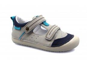 boty D.D.Step - 662 Grey (063) (EU size 25, Inner shoe length 160, Inner shoe width 65)
