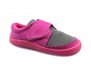 Beda Rebecca shoes (BF 0001 / SK / 1W / OB mesh with leather, 1 Velcro) (EU size 20)