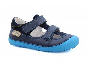boty D.D.Step - 237 Royal Blue (063) (EU size 25, Inner shoe length 160, Inner shoe width 65)