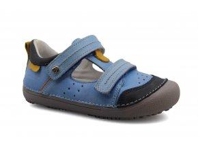 boty D.D.Step - 662A Bermuda Blue (063) (EU size 25, Inner shoe length 160, Inner shoe width 65)