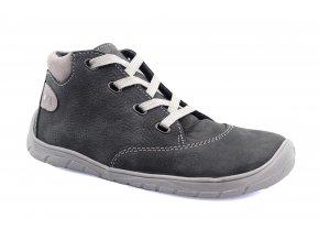 boty Fare B5721211 šedé kotníčkové (bare) AD (EU size 37)