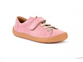 kožené nízké boty