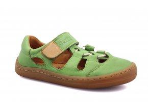 boty Froddo sandály Olive G3150196-3 (EU size 23)