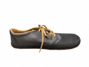 barefootové nízké kožené Pegres