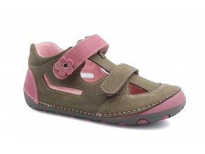 boty Protetika Flip Taupe (EU size 19, Inner shoe length 120, Inner shoe width 55)