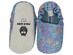slippers POCO NIDO Barrier Reef Blue (EU size 18)