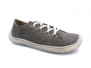 tenisky Fare B5611461 modro-šedá (bare) K (EU size 33, Inner shoe length 217, Inner shoe width 86)