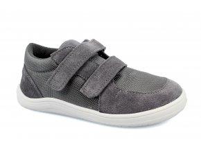 boty Baby Bare Febo Sneakers Grey (EU size 21, Inner shoe length 136, Inner shoe width 61)