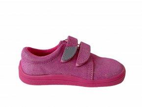 barefootové kožené boty