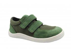 boty Baby Bare Febo Sneakers Khaki (EU size 21, Inner shoe length 136, Inner shoe width 61)