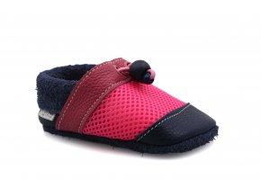 capáčky Nohatka Kolibřík (EU size 20, Inner shoe length 120, Inner shoe width 63)