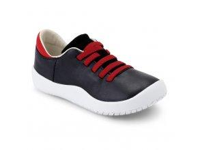 černé barefootové boty