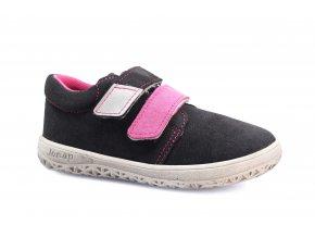 boty Jonap B1SV šedo-růžová SLIM (EU size 21, Inner shoe length 138, Inner shoe width 60)