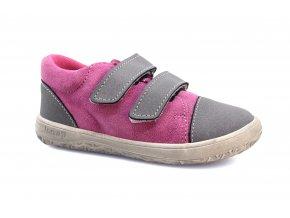 boty Jonap B16SV růžová SLIM (EU size 21)